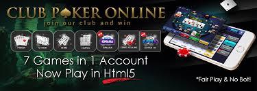 Cek Bonus Freebet Gratis Di Situs Judi Online Clubpokeronline
